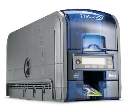 Datacard SD360 Card Printer (Dual Side)