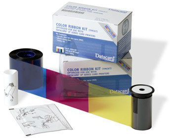 Datacard 534000-002 YMCKT Colour Ribbon (250 Images)