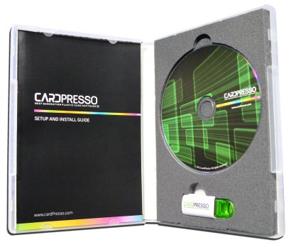 CardPresso - Plastic Card Design Software