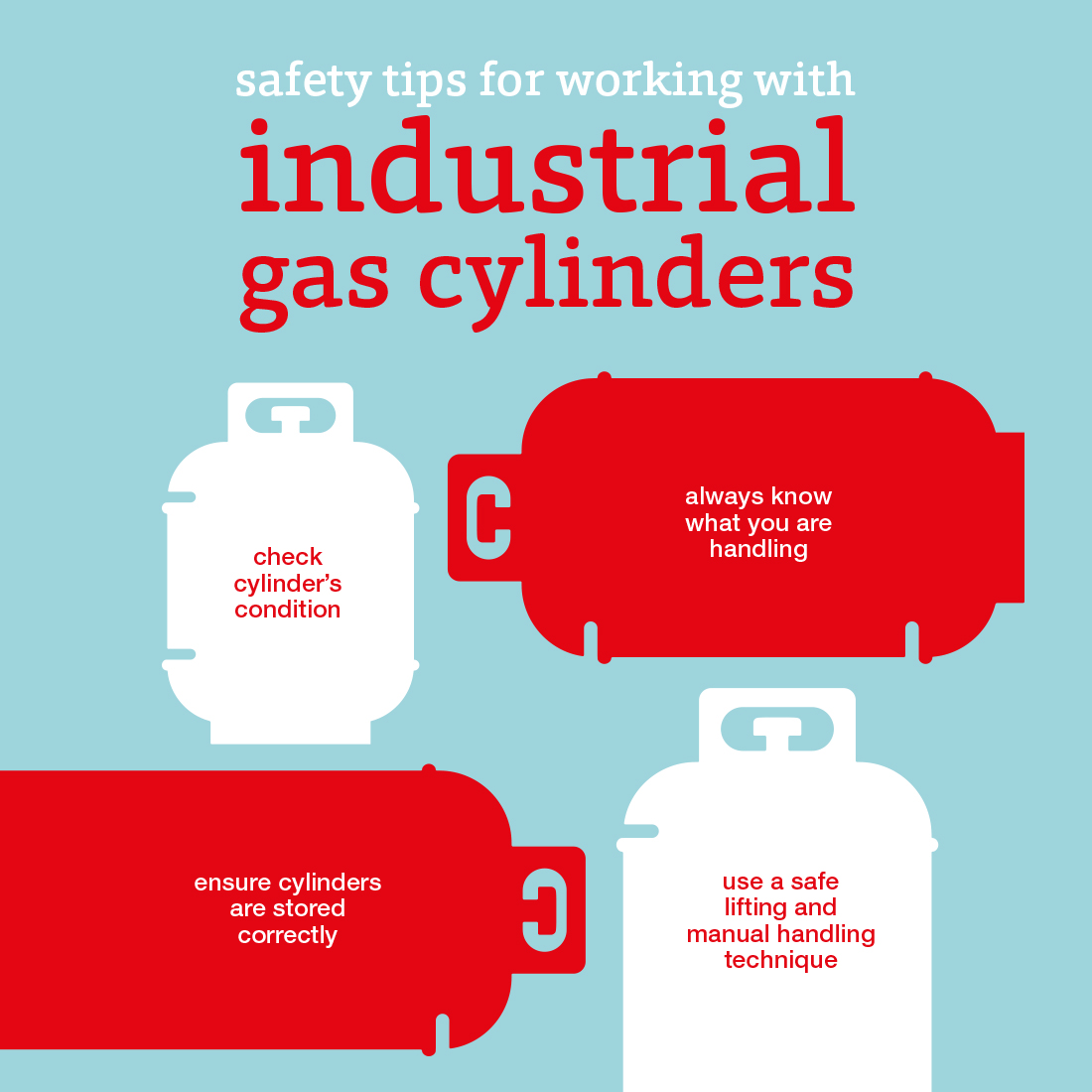 31004  Armorgard Gas Cylinder Article Assets 1