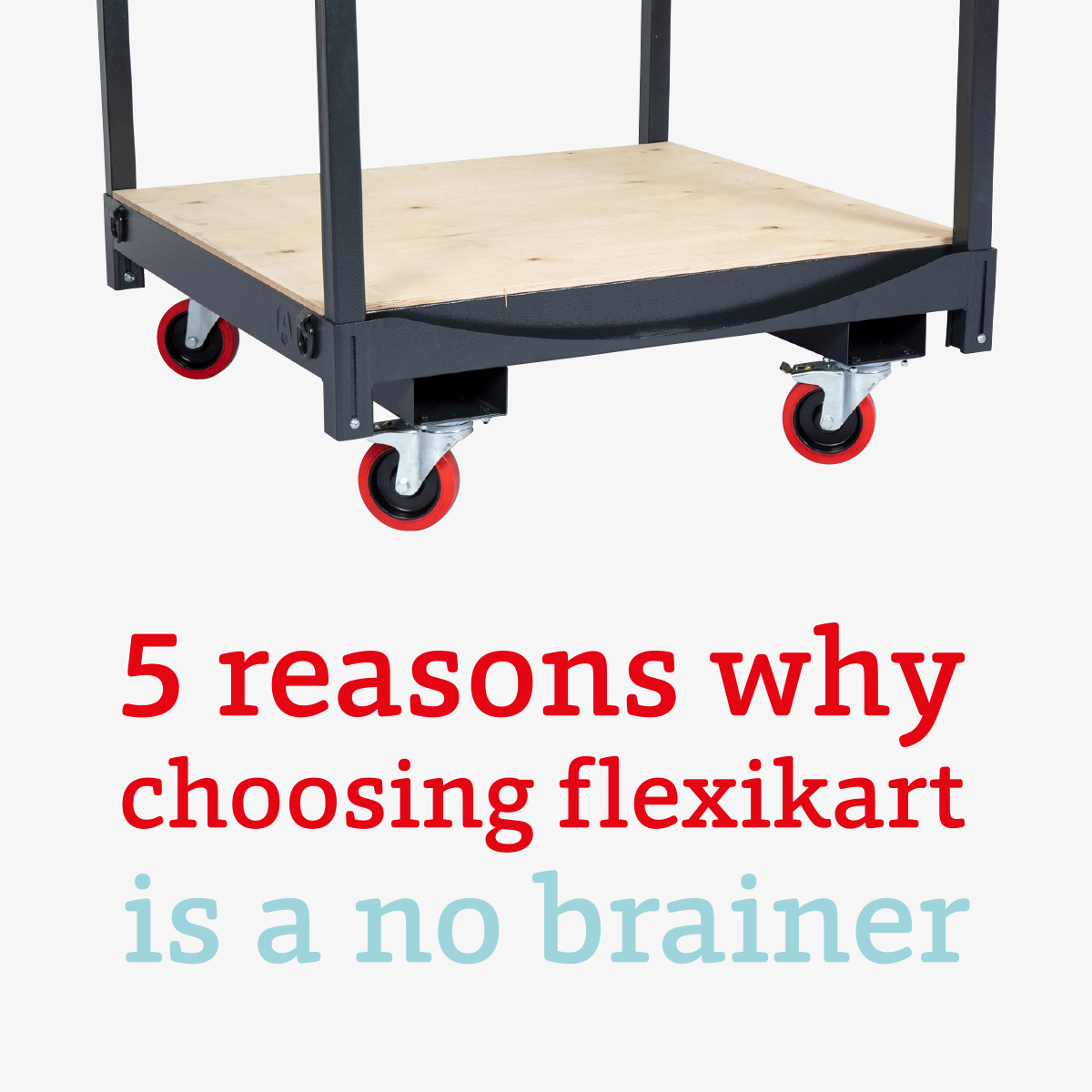 31793 Armorgard FlexiKart Article Asset ( Article Graphic)