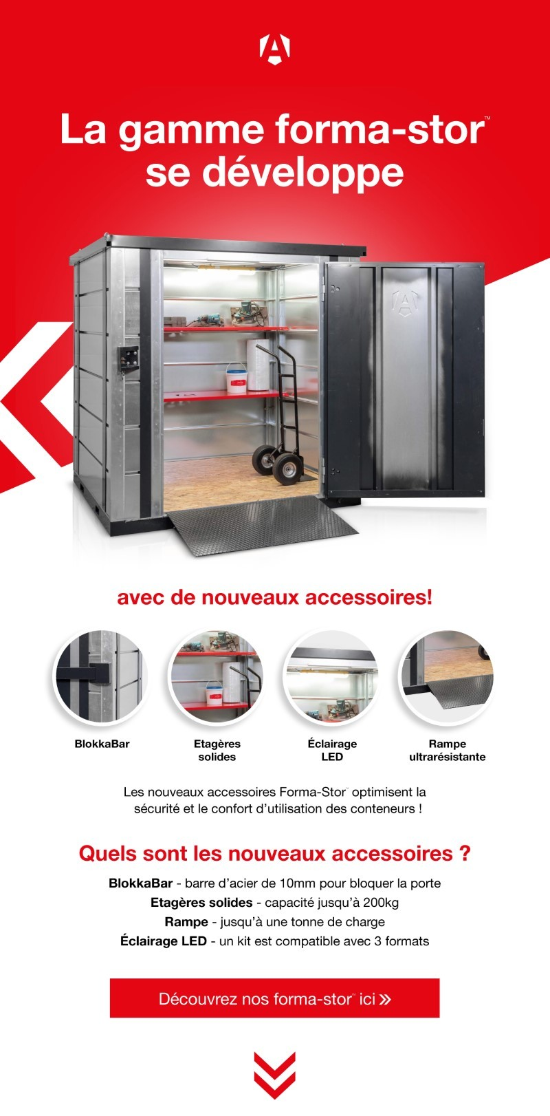 FormaStor Accessories Digital Flyer A (Custom)