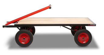 Turntable Truck