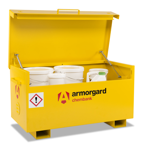 a2afbfc136 Chembank - Hazardous Storage Vaults   COSHH Boxes