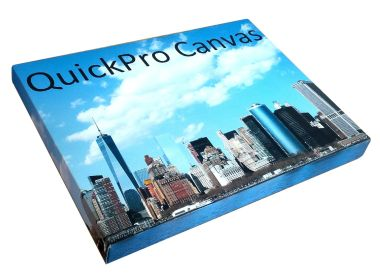 QuickPro Canvas Frames - Starter Pack 1