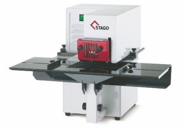 Stago HM12BS Electric Pad & Saddle Stapler