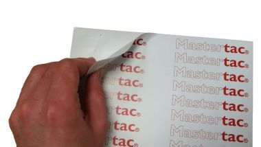 Mastertac Digital Permanent / Removable Labels