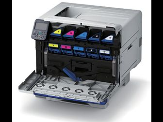 OKI Pro 9542 LED 5 Colour Digital Printer