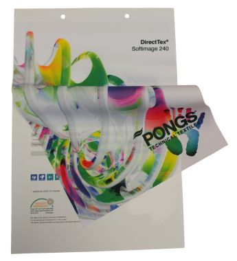 PONGS Softimage 240 Premium Polyester Textile