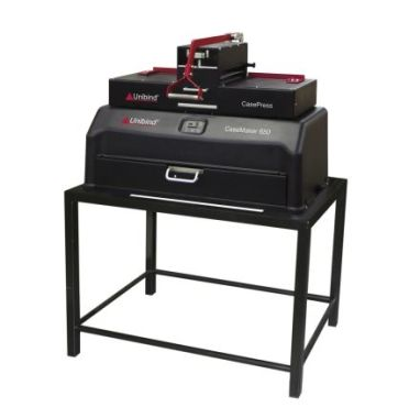 Casemaker 650 with Spinepress – hardback book creator