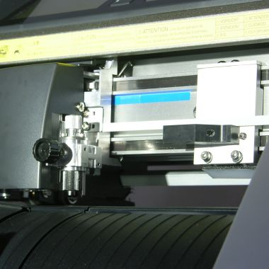 F-Mark+ Automatic Sheet Fed Creaser, Die-Cutter and Kiss-Cutter