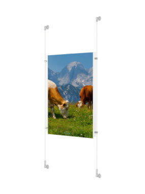Blanc Extra Heavy Aqueous Matt Poster 230gsm