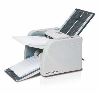 Ideal 8305 Desktop A4 Folding Machine