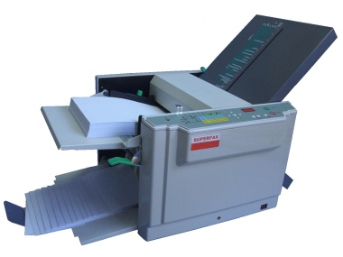 Superfax PF380 Autoset A3 Folding Machine
