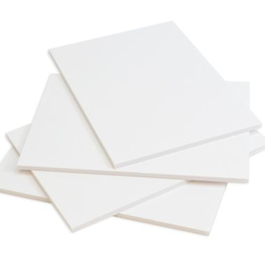 Foamboard 5mm White PVC Self-Adhesive