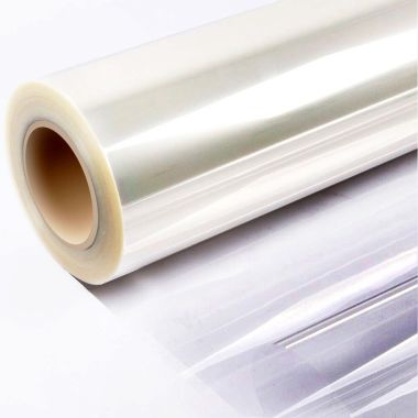 AirPurity Anti-bacterial Pressure-sensitive Clear Laminating Film Wide Permanent *7 Day Leadtime*