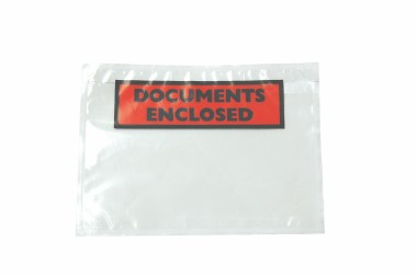 Document Enclosed Wallets A6