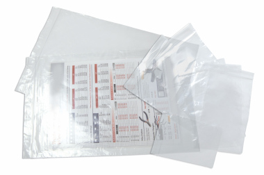 Grip Seal Bags Clear