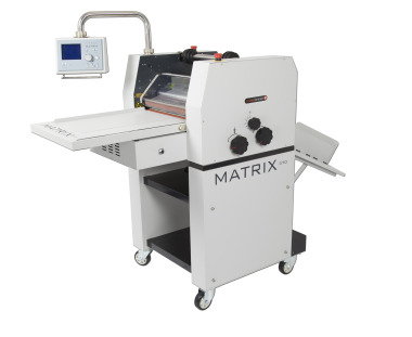 Matrix MX370 SRA3 Single-sided Roll Laminator