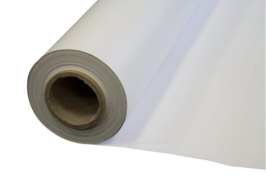 Liathach S/A Permanent Vinyl 100mic Gloss White 5-7 year Polymeric - Grey Glue