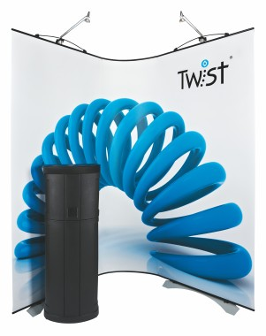 Twist Exhibition Displays
