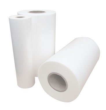 Biodegradeable Laminating Film Gloss - 77mm core