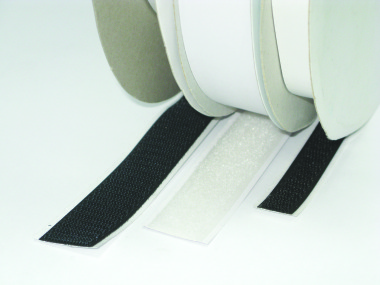 A-Line Self-adhesive Hook & Loop Tape 25mm