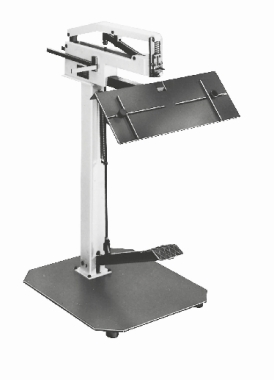 Stago HM18BSS Manual Treadle Pad/Saddle Stapler