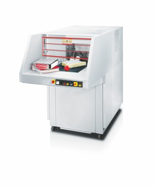 Ideal 5009 High-Capacity Shredder