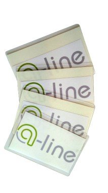 A-Line Lamination Pouches Cold Self-Seal