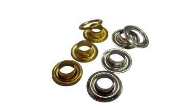 Metal Banner Eyelets - Self-Piercing for machines
