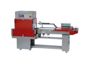 Oslo CT9000 Semi-Automatic Sealer/Tunnel Shrink Wrapper
