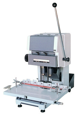 Uchida VS200 Twin Head Benchtop Paper Drill