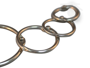Binding Rings - Steel