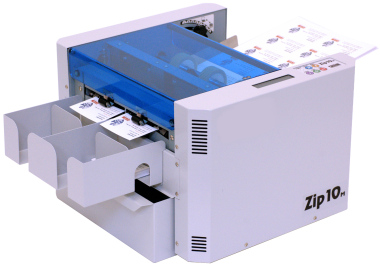 ZIP10m SRA4 Business Card Cutter/Slitter
