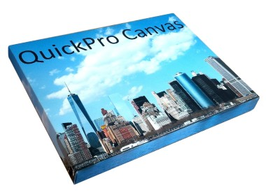 QuickPro Canvas Frames - YOU JUST ADD CANVAS!!