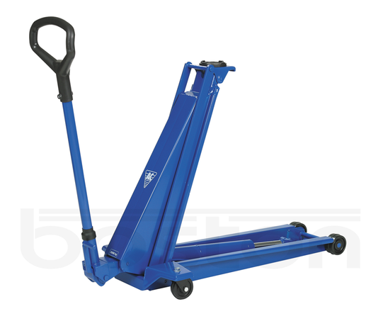 2.0T Long Reach Mobile Trolley Jack