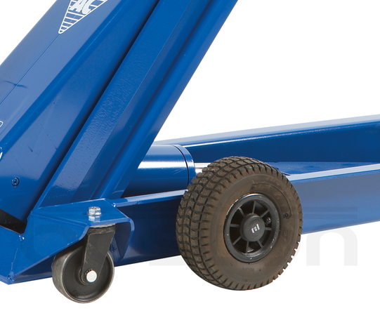 Trolley Jack Pneumatic Tyres
