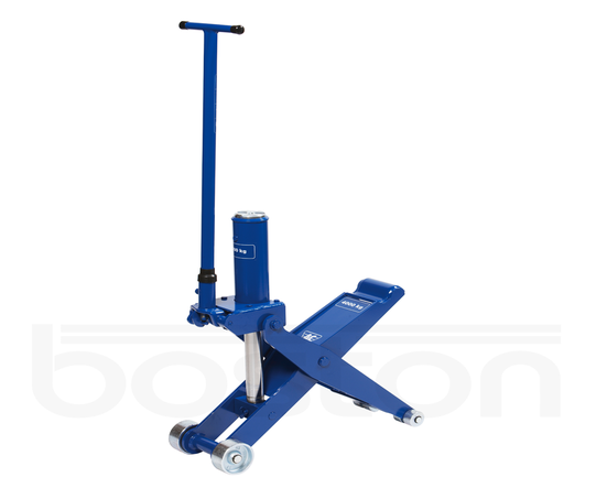 4.0T / 5.0T Ultra-Slim Mobile Forklift Trolley Jack