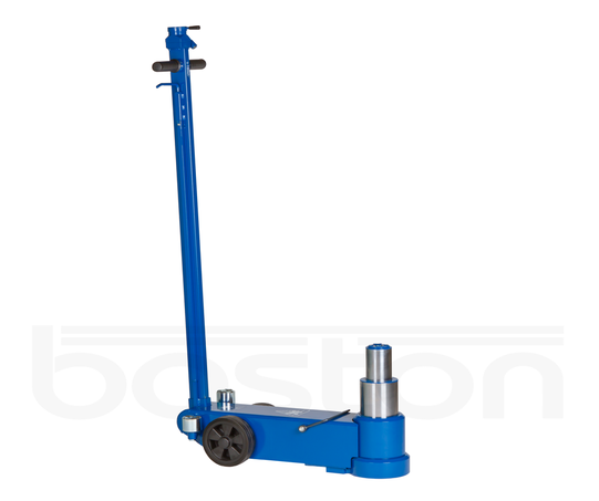 50T / 25T Mobile Air Hydraulic Jack - Two Stage