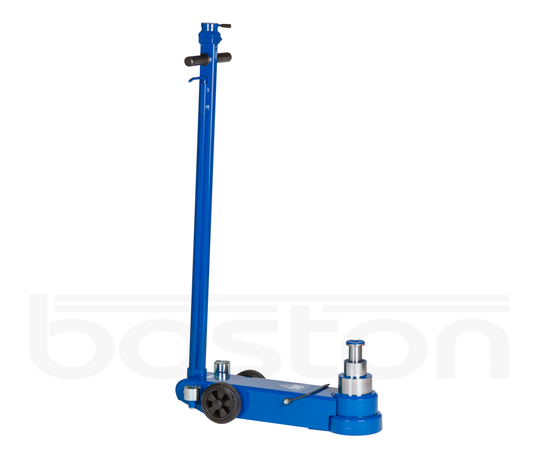 50T / 25T / 10T Mobile Air Hydraulic Jack - Triple Stage