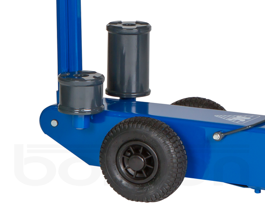 65T High Clearance Mobile Air Hydraulic Jack for Heavy Machinery