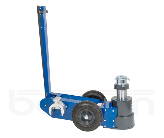 150T Heavy Duty Jack for Low Clearance Plant Machinery