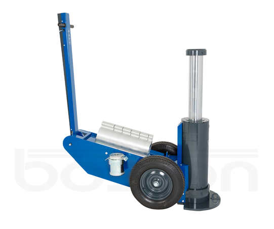 150T Heavy Duty Jack for Extra High Clearance Plant Machinery
