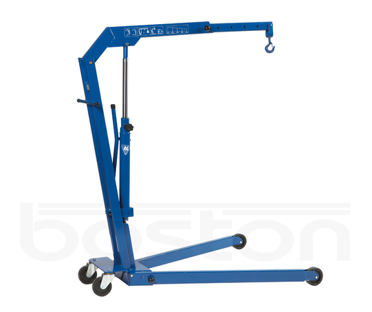 1.1T Hydraulic Workshop Crane
