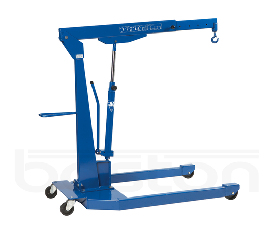 2.0T Heavy Duty Hydraulic Workshop Crane