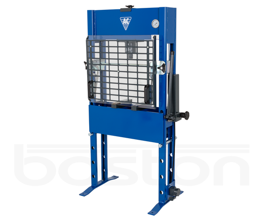 Protection Screen for Junior Hydraulic Presses