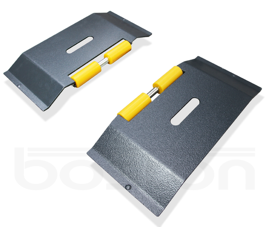Motorcycle Testing Adapter Plates - D712
