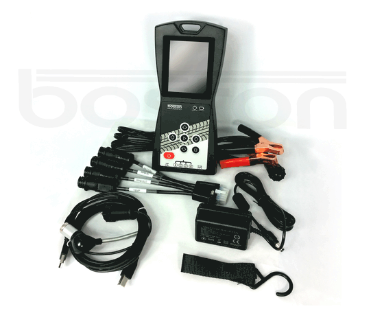 Wireless Handheld RPM/Oil Temp Measuring Device