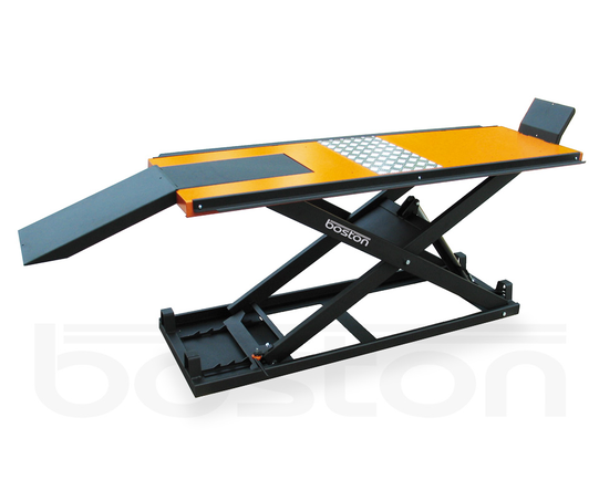 Motorcycle Scissor Lift - 600kg - Single Phase